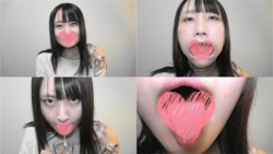 Enjoy the tongue and spit of Yumi (24 years old, apparel clerk)! Real video that you can see the vivid tongue of a apt amateur [tongue fetish / spit fetish]