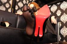 Five Fingers Pantyhose Subjective Video
