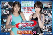 Infinite Girl's Wrestling Pre-Sequel 01 Mitsuki Nagisa vs Tsugumi Mizusawa Infinite Girl's Wrestling Pre-Sequel 01
