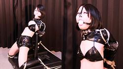 Secret Agent Tomoka Bound & Gagged Part1