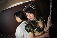 Kanon Sugawara / Ibarako - Cosplay Girl Bound and Gagged - Full Movie