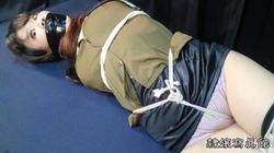 Haru Sakurano - Female Soldier Seized and Confined  - Full Movie