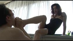 【BTC】【リマスター版】愛人奴●契約 長身美脚の嗜虐症 #001