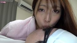 【別撮②】宇野栞菜の舐音!唾音!よだれ多すぎ!密着主観映像!