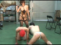 [PP] Complete M man training by Antares woman S woman # 002