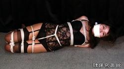 Kanon Sugawara - Traditional Bondage - A Victim in Black Underwear  - Chapter 2