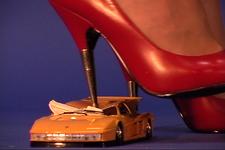 power of heels ①