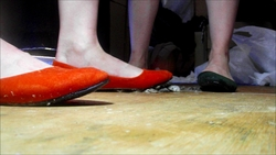 Foot Camera Collection #033