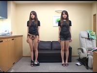 【ツバメの巣】素人女子が私服で生パンツ見せてくれた。それをじっくりガン見する。 #047