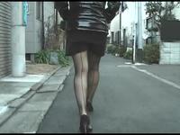 【実録出版】ストッキングの脚でむらむらさせてやんよ #010