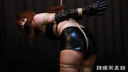 Rika Natsukawa - The Female Spy Bound and Gagged - Chapter 1