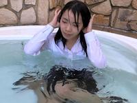最終面接で着衣入浴(DW36-2)
