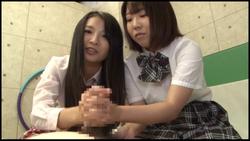 【フリーダム】女子校生 手コキ48手 #007
